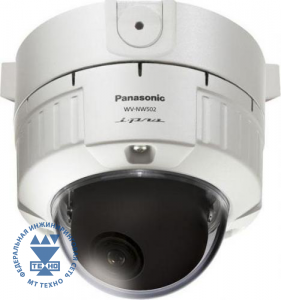 Видеокамера IP Panasonic WV-NW502SE