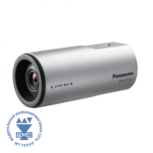 Видеокамера IP Panasonic WV-SP102E