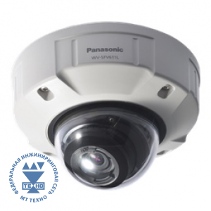 Видеокамера IP Panasonic WV-SFV611L