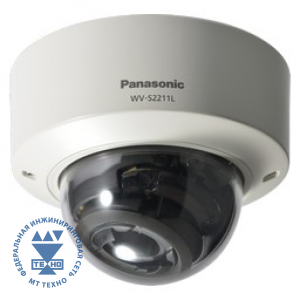 Видеокамера IP Panasonic WV-S2211L