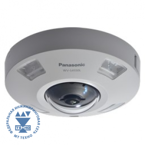 Видеокамера IP Panasonic WV-S4550L